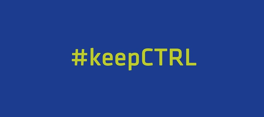 KeepCTRL logo